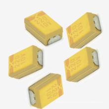 СМД тантала конденсатор 10В Tmct02