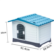 large pet crate foldable cage pet cages, carriers cat house plastic outdoor pet cage