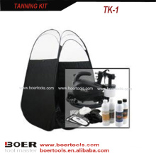 Kit De Máquina De Bronzeamento Tanning Tanning