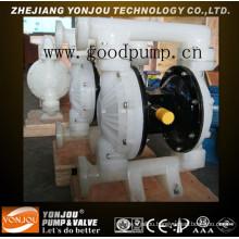 Duplex Diaphragm Pump Aluminium Pneumatic Air Diaphragm Pump, Mini/Micro/Small Diaphragm Pump (QBY)