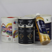 Color Printed High Quality Self-Adhesive Vinyl Label Sticker
