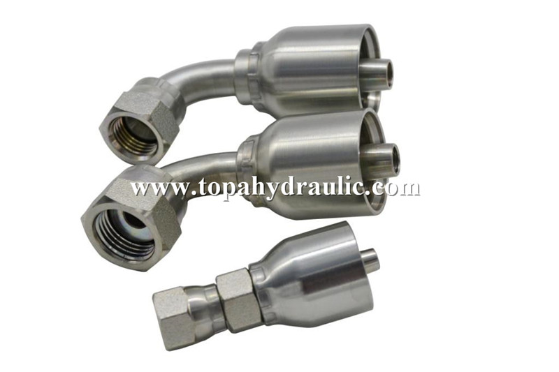 duffield Crimp sae hydraulic fittings