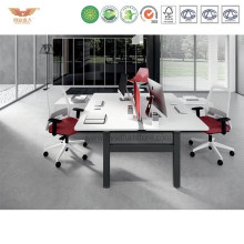 Open Simple Office Staff Workstation Partition Office Cubicles