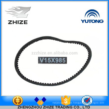 Yutong ZK6129H.6147, 6118, zk6831, piezas de repuesto para el autobús 9304-00175 Engine Belt