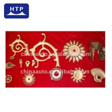 Oem quality durable die Casting bronze copper brass etc parts price list