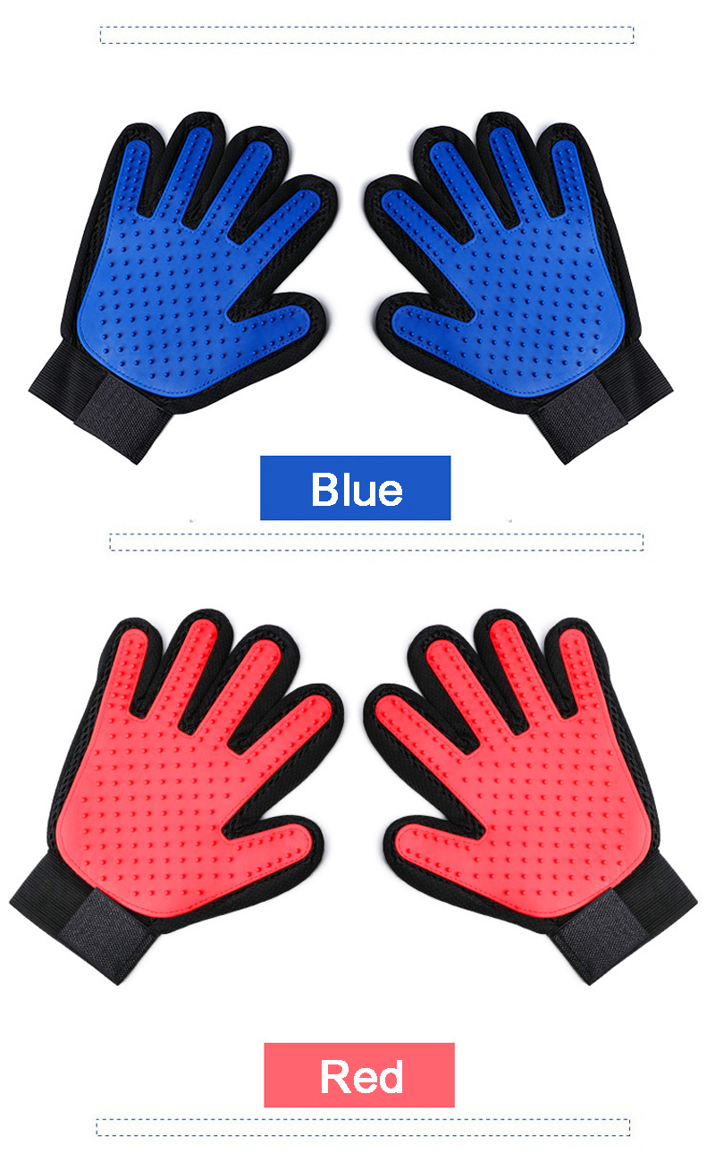 Pet Grooming Glove (27)