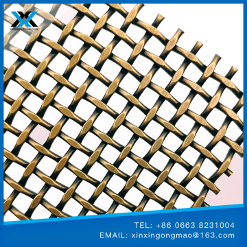 Grille métallique Diamond Wire Mesh