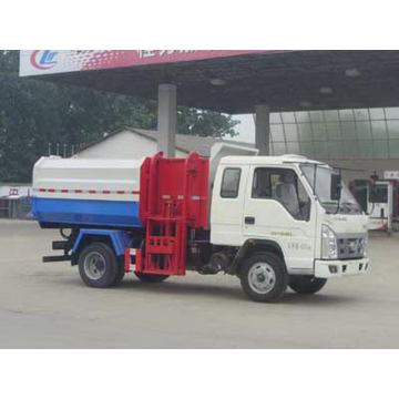 Foton Small 4-6CBM Refuse Collection Trucks