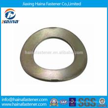 Hecho en China el mejor precio DIN137 Las arandelas de resorte curvadas, arandela curvada con alta calidad