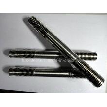Boulons de goujon d'acier au carbone de force (A193 / B7 / DIN975)