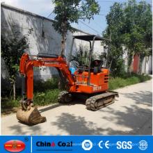 Excavadora micro excavadora barata ChinaCoal Micro excavadora
