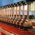 Zaun-Maschendraht-Maschinenlinie des Zauns 3D