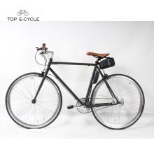 Contrôle de l'intelligence mode ville course ebike sinsle vitesse vélo électrique