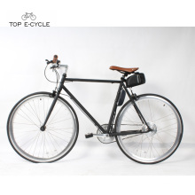 Intelligence control fashion city racing ebike sinsle speed electric bicycle