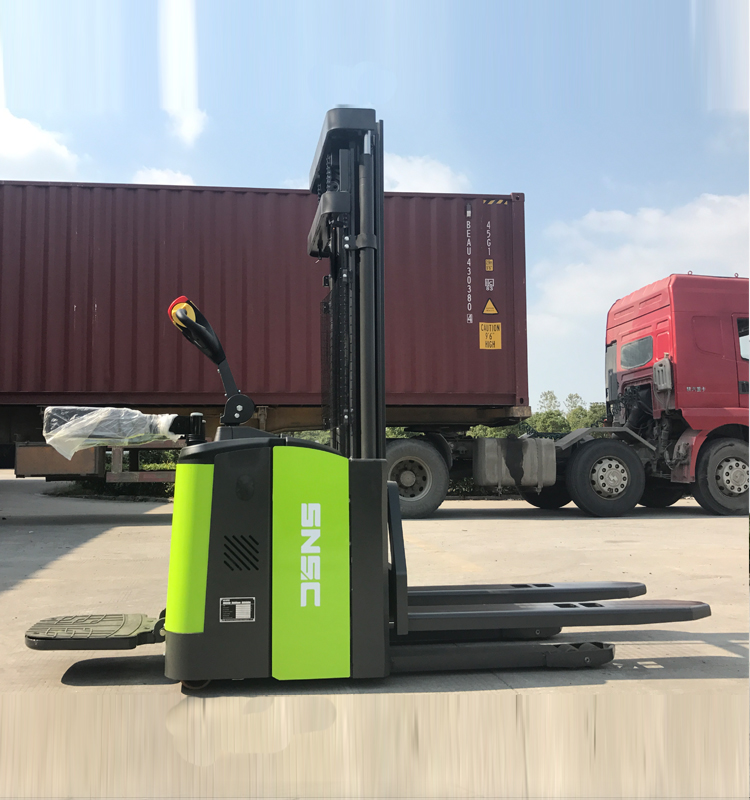 2ton electric stacker (6)