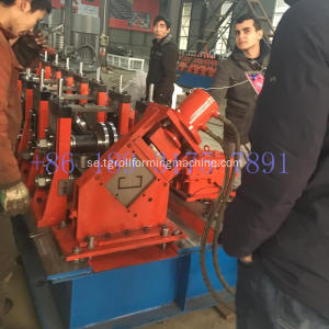 Anpassad Purlin Making Forming Machine