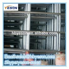 PVC cubrió el acoplamiento de alambre soldado / el panel de acoplamiento soldado del alambre (fábrica)
