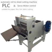 Auto Reel Non Woven Fabric Cutting Machine