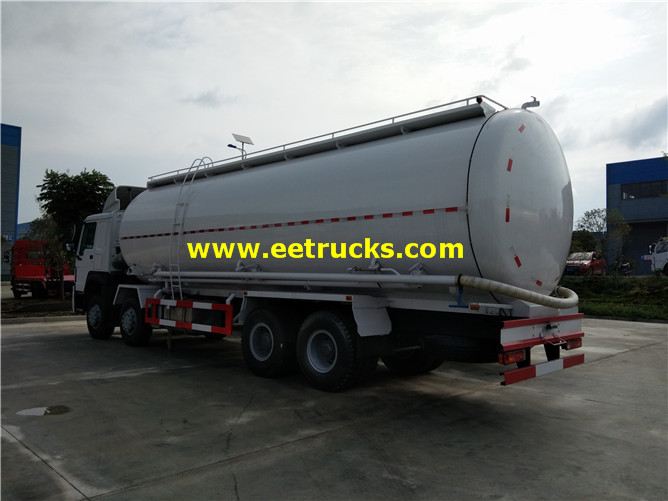 35m3 Bulk Pneumatic Delivery Trucks