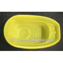 Plastikbabybeckenform
