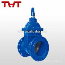 resilient seated lightest durable ductile iron 25mm underground gate valves water