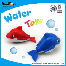 Wind up water baby bath toy