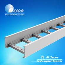 Escada de cabo de alumínio