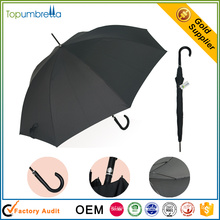Men Long-Handle Windproof Large Outdoor Bumbersoll Straight Umbrella