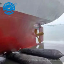 marine ship moving launcing airbag boat navy airbag