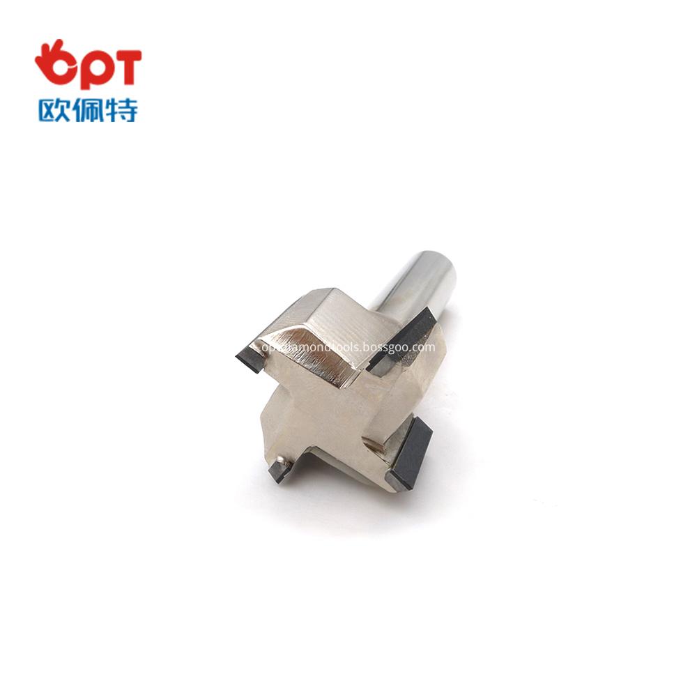 Diamond Tipped T-Slot Router Bit