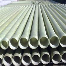 Tubo Resistente à Corrosão para Água ou Óleo FRP / GRP