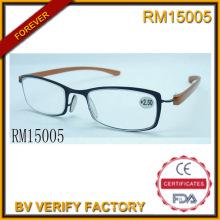 Оптовая торговля Италия дизайн Ce сертификации очки для чтения (RM15005)