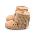Warme Winter Mokassins Kinder Stiefel Stiefel