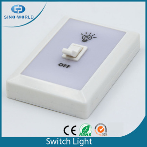 Soft Light Switch Light with Two Magnets