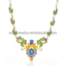 Llena de temperamento elegante increíble cultura antigua collar