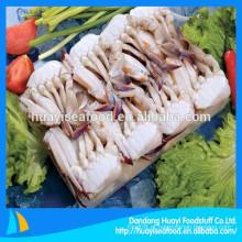 Vários congelados corte natação azul caranguejo fornecedor