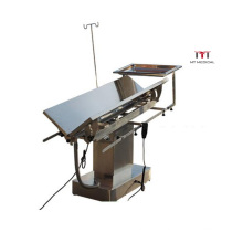 MT Animal lift table veterinary surgical table top for animal use surgical table