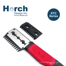 Pet Grooming Tool Dog Hair Trimming Safety Blade Brush Hair Removal Comb