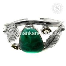 Trending design bijoux en argent multi gemme en argent 925 bijoux en argent sterling bijoux grossiste