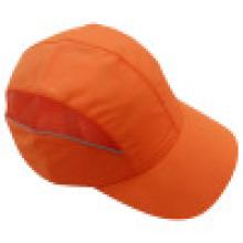Gorra deportiva de poliéster con red 1638