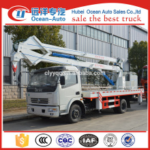 Dongfeng DLK 18m aerial working platform with high quality and good price