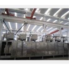 Máquina de secado de cinta de malla serie