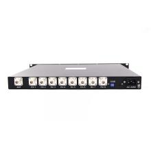 niedrige Verlust pim hohe Isolierung 746-880MHz Frequenz CDMA GSM Vierwegstartantennen-Breitbandkombinator