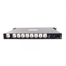 low loss pim 1 NF antenna 746-880MHz CDMA GSM LTD four way launch passive catv channel combiner