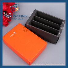Cheap Folded Paper Box with Divider