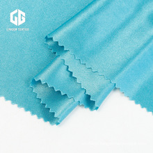 100%Polyester 75D FDY Interlock Fabric With Luster