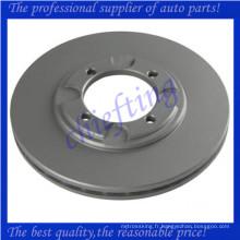 MDC782 51712-28300 51712-28300AT 5171228300 5171228300AT disque de frein hyundai elantra