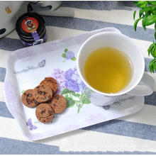 (BC-TM1026) Hot-Sell High Quality Reusable Melamine Serving Tray