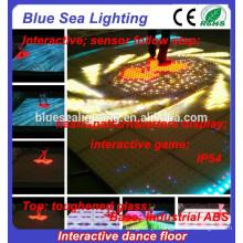 Anti-derrapante clube de dança do clube interativo fotos china