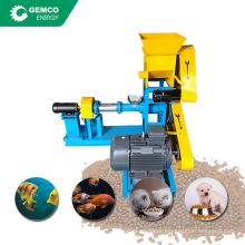prown feed manufacturing machine fish food machinery